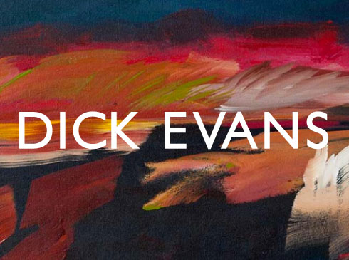 Dick Evans Website Design