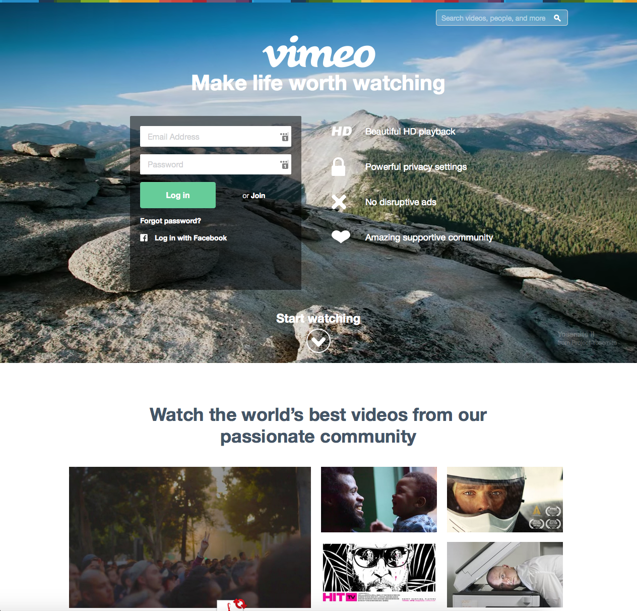 Vimeo | From Social Media in 2016