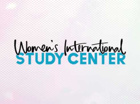 Brand design for Women's International Study Center