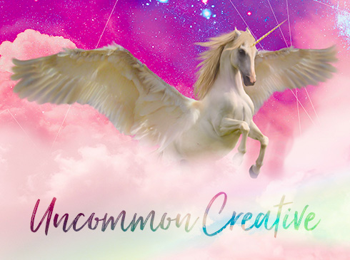 Uncommon Creative: The Handbook for Unicorns - a New Book by Acacia Carrn