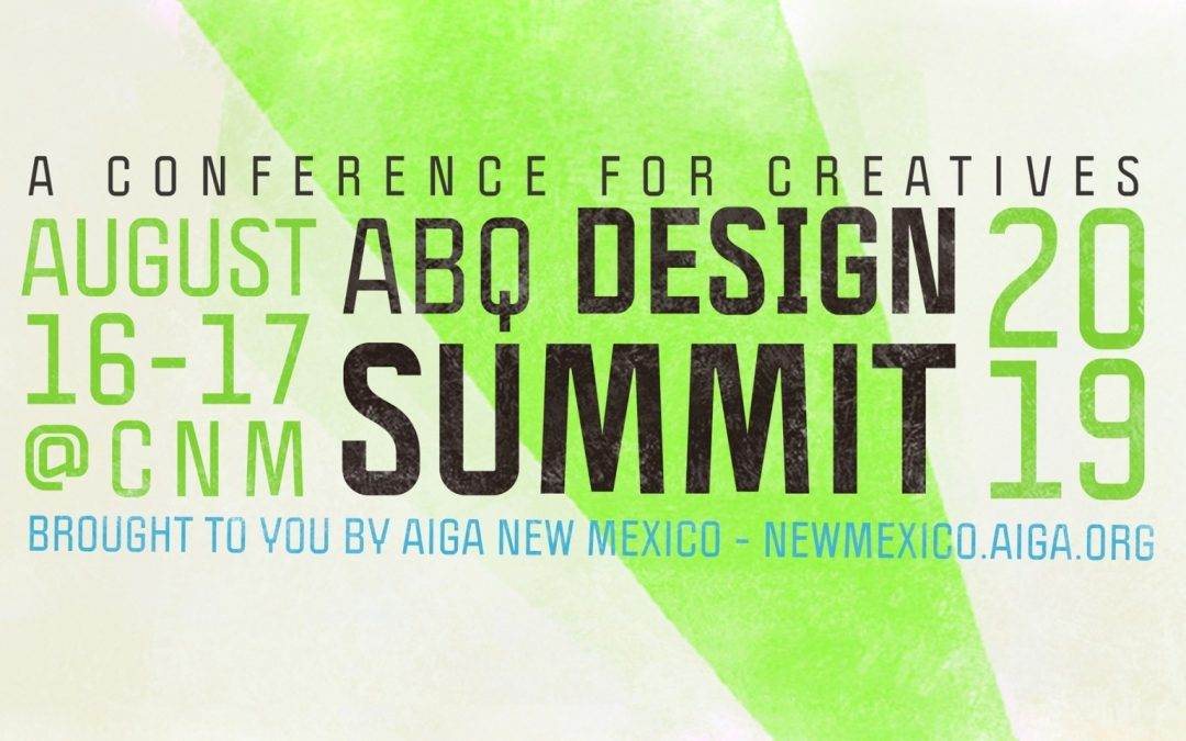 ABQ Design Summit 2019 (Hosted by the AIGA)