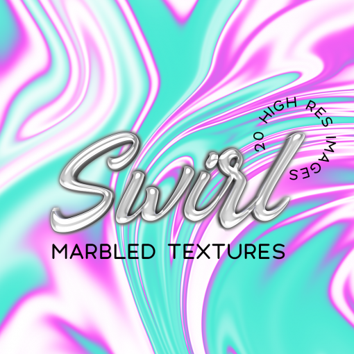 20 Marbled Textures - Background Images - Digital Asset by Acacia Carr