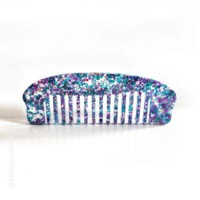 Confetti Comb - Handmade by Acacia Carr