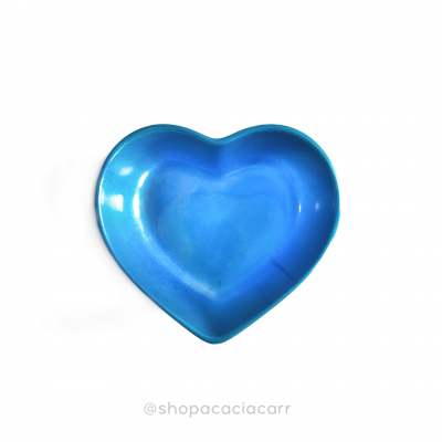 Heart Shaped Trinket Dish - Handmade by Acacia Carr